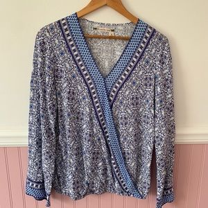 Chelsea and Violet boho blouse